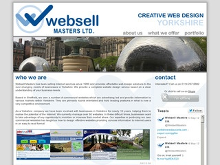 Websell Masters Ltd