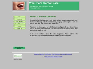 West Park Dental Care