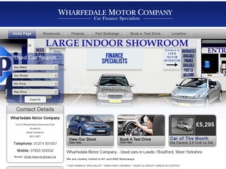 Wharfedale Motor Company Ltd « Best of Yorkshire – Free UK Business