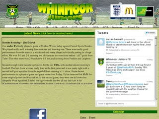 Whinmoor Juniors AFC