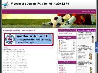 Woodhouse Juniors FC