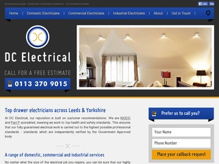 DC Electrical (Leeds) Ltd
