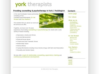 York Therapists