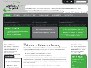 Abbeydale Training Ltd