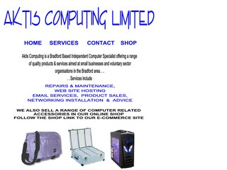 Aktis Computing Limited