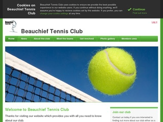 Beauchief Tennis Club