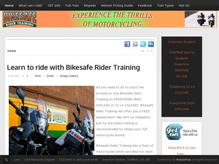 Bikesafe Motorcycle Training Ltd