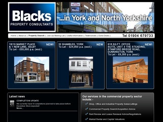 Blacks Property Consultants