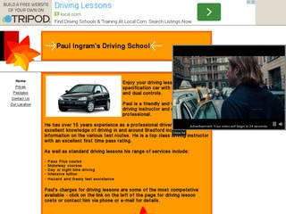 Paul Ingram's Driving School