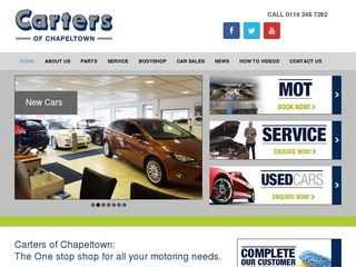 Carters of Chapeltown