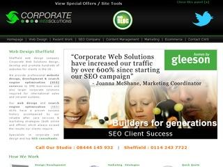 Corporate Web Solutions Ltd