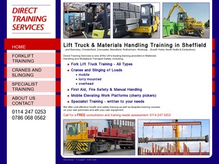 Direct Training Services