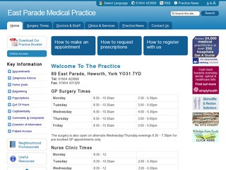 East Parade Medical Practice