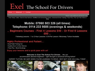 Exel School of Motoring