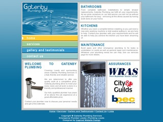 Gatenby Plumbing Services