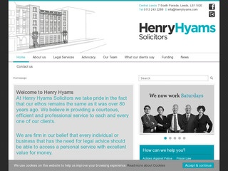 Henry Hyams Solicitors