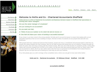 Hollis and Co Chartered Accountants