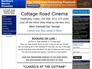 Cottage Road Cinemas