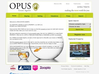 Opus Estate Agents