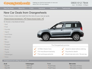 Orangewheels Cars Ltd