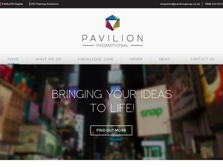 Pavilion Print Management
