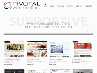 Pivotal Web Solutions
