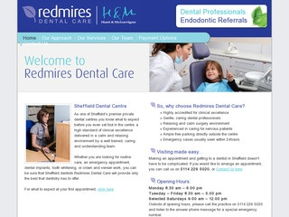 Redmires Dental Care