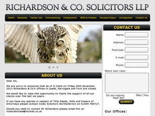 Richardson & Co Solicitors