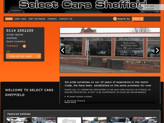 Select Cars Sheffield