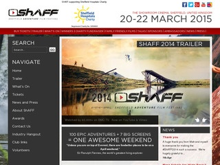 Sheffield Adventure Film Forum
