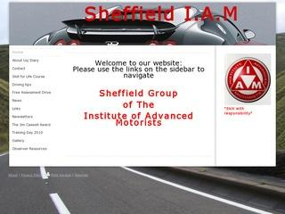 The Sheffield Group of the Institute of Advanced Motorists