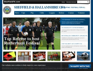 Sheffield and Hallamshire County Football Association