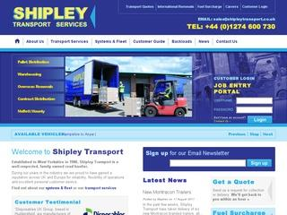 Shipley Transport Services