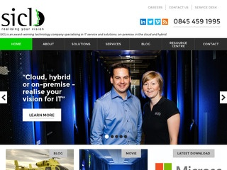 Systems Integration and Cabling Ltd