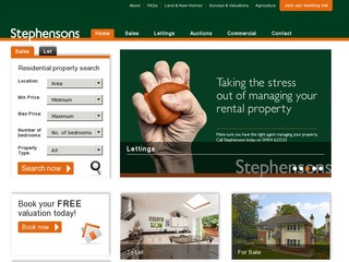 Stephensons Estate Agents