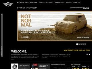 Sytner Sheffield Mini Dealership