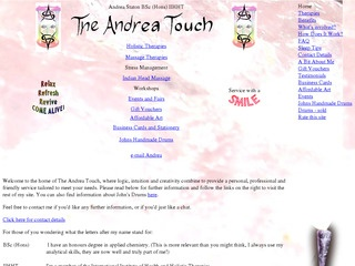The Andrea Touch