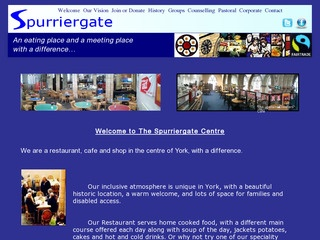 The Spurriergate Centre