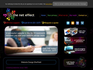 The Net Effect (World Wide) Ltd