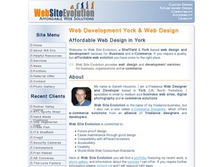 Web Site Evolution