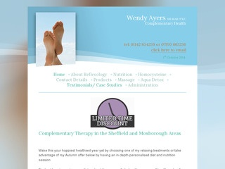 Wendy Ayers Complementary Health