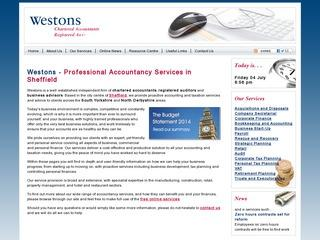 Westons Chartered Accountants, Registered Auditors