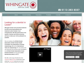 Whingate Dental Care