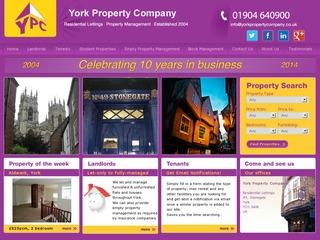 York Property Company Ltd
